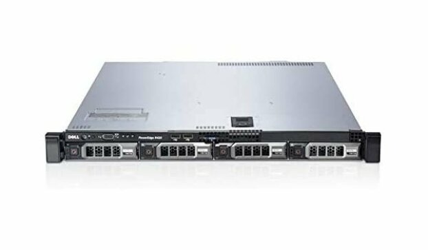 Server DELL PowerEdge R420, Rackabil 1U, 2 Procesoare Intel Six Core Xeon E5-2430L 2.0 GHz, 16 GB DD
